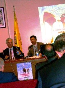 کنفرانس ادبی ترکمنصحرا در آنکارا