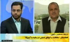 فضل الرحمن اوریا و گوینده ای نظام آخوندی تهران