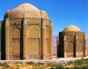 برج خرقان ساخته شده در ۱۵۰۳ م.