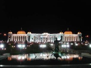 کاخسرای های اداری در ترکمنستان