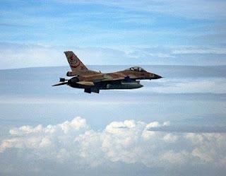 هواپیمای جنگی جمهوری اسلامی که باعث ترغیب شلیک موشک از سوی رزمناو آمریکائی بسوی هواپیمای مسافربری ایرانی شده بود