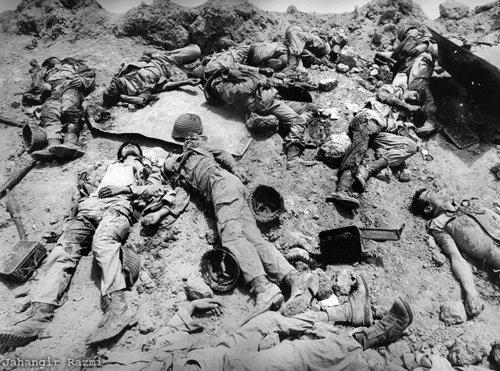 جنگ و کشت و کشتار