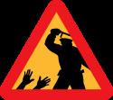 warning! pasdar