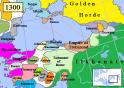 سولطانات و امپراتوری طرابوزان در 1300