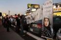 تظاهرات قبل از اعدام ریحانه جباری در کانادا