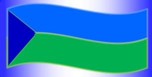 پرچم کانون فرهنگی و سیاسی خلق تورکمن