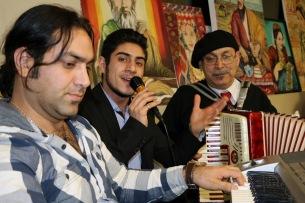 اجرای کنسرت از جانب هنرمندان