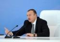 الهام علیف رئیس جمهور آذربایجان