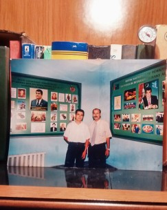 Institute History_2000_Ashgabat