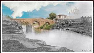 پل آق قالا - عکس از میثم لطفی