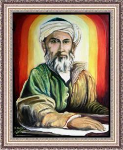 پرتره عثمان آخون