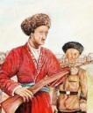 فرزند دوّم آناگلدی سردار و افسر تورک پاشی بی قادیر افندی