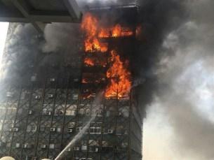 آتشسوزیدرپلاسکو