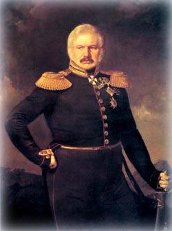 Генерал-лейтенант Алексей Петрович Ермолов