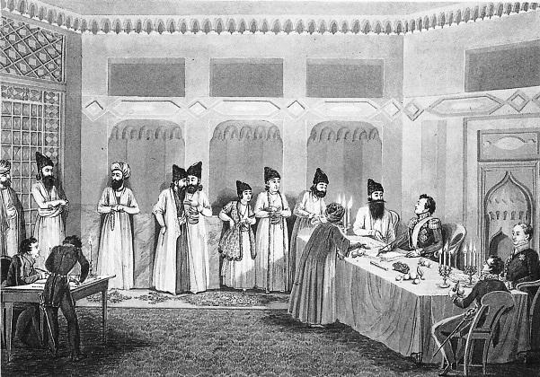 Turkmanchay(1828)