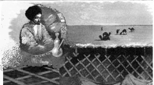 یاغشی مأمد خان یمودسکی حسنقلی کُر